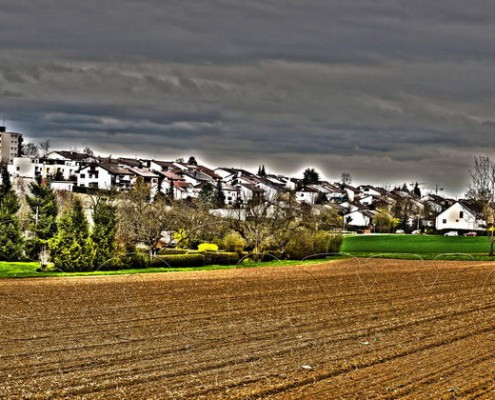 HDR Panorama Hemmingen