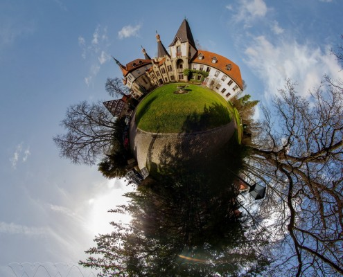 Rathaus Little Planet